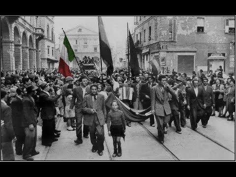 25 aprile 1945 - Festa della Liberazione