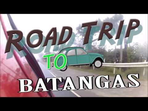 RoadTrip To Batangas | kj VLOG #6