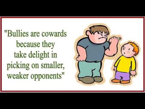 Bullying Quotes Quotes About Bullies YouTube Cool Quotes About Bullying