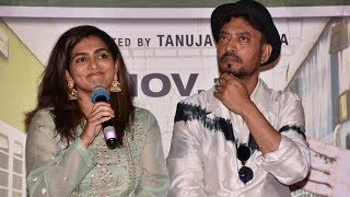 Qarib Qarib Singlle Movie Trailer Launch | Irrfan Khan, Parvathy