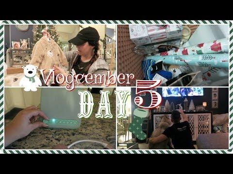 HomeGoods & Marshalls HAUL 🎄 Vlogcember Day 5, 2017