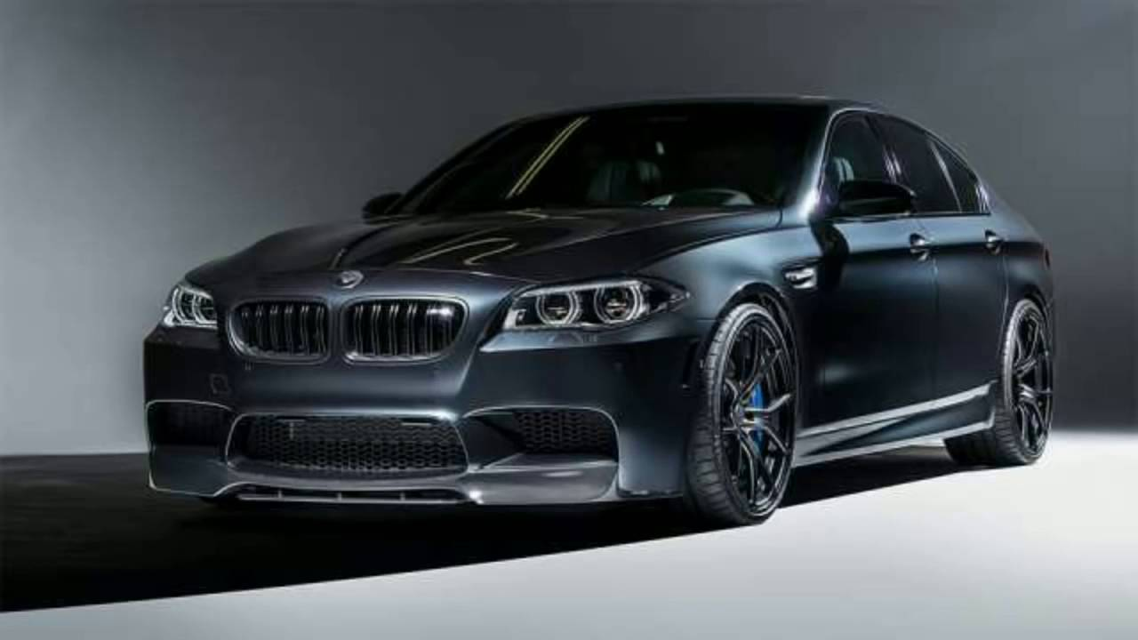 2020 Bmw 5 Series Youtube