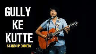Gully ke Kutte | Stand-Up Comedy by Aariz Saiyed