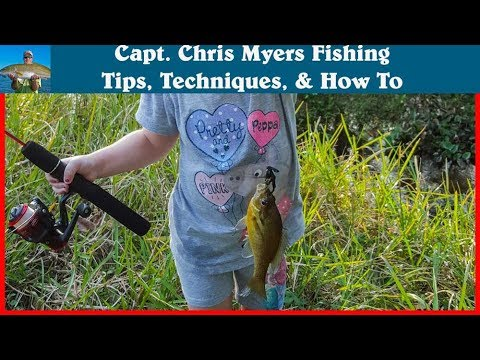 How To Teach Kids To Fish - Easy Fishing With Kids