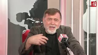 Dialog cu Matei Visniec Cultura si politica, doua Romanii apreciate diferit in Europa