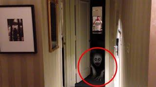 10 Пугающих Видео, Которые Не Стоит Смотреть Одному | Необъяснимые Существа, Снятые На Камеру