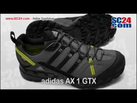 adidas AX 1 GTX Art Nr 27799 - YouTube