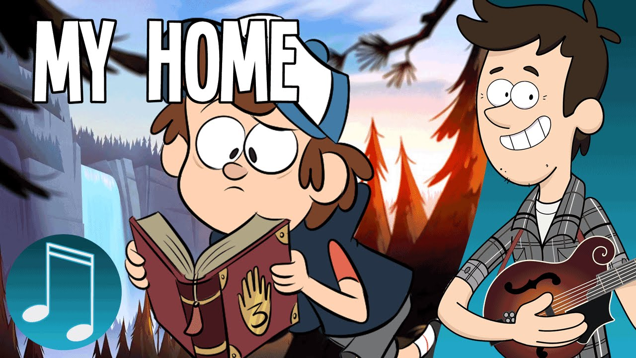 My Home Gravity Falls Song By Mandopony Youtube