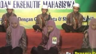 Al Quata - Festival Sholawat Al Banjari UNIPDU 2014