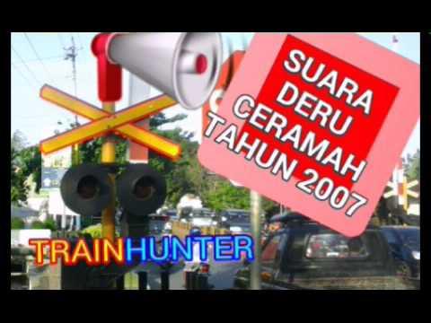 Suara Deru Ceramah Perlintasan Kereta Api 2007