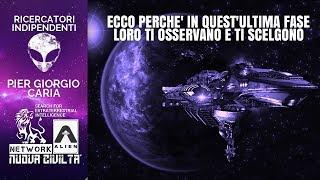 Pier Giorgio Caria - Ecco Perchè In Quest'Ultima Fase Loro Ti Osservano E Ti Scelgono