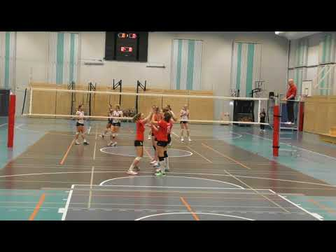 Frederiksberg Volley vs Team Køge, VLD runde 13, 2018-02-25