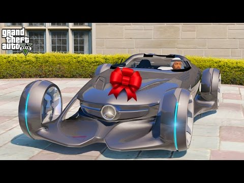 GTA 5 REAL LIFE PRINCE OF DUBAI MOD#12 SPECIAL PRESENT FROM HABIBTY