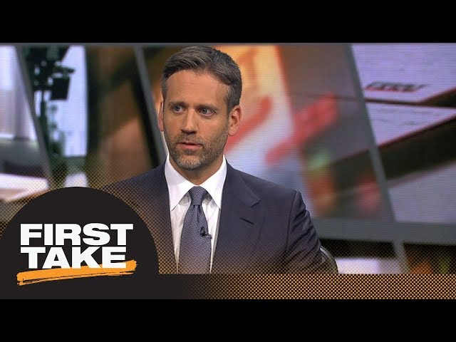 Max on LeBron James' free agency: He has 'narrowed choice to two' teams   First Take   ESPN