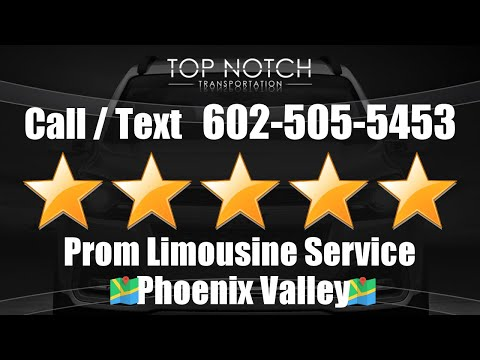 Prom Limousine Fountain Hills AZ - (602) 505-5453 - Shopping For The Best Fountain Hills Prom