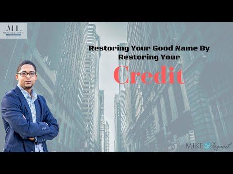 Restoring Your Good Name Webinar