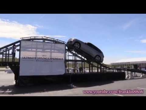 BMW Dynamic Stability Control (DSC)/ XDrive. Demo