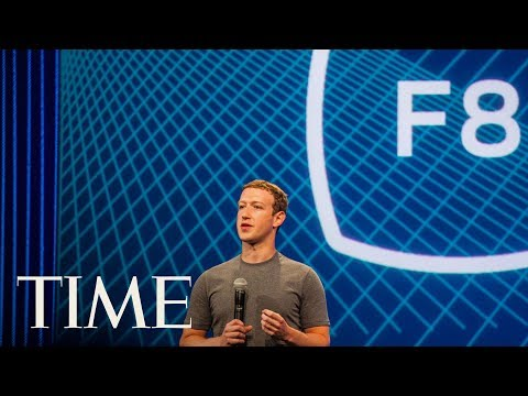 Mark Zuckerberg Delivers Keynote Address At Facebook's F8 Developer Conference | LIVE | TIME