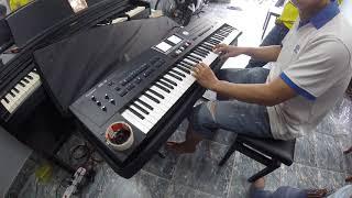 Hướng Dẫn Đạp Pedal Đúng Cách Khi Rải Piano Trên Organ 0973955861  - Nguyễn Kiên Music