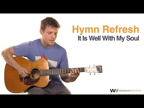 It Is Well With My Soul chords by Chris Rice - Worship Chords