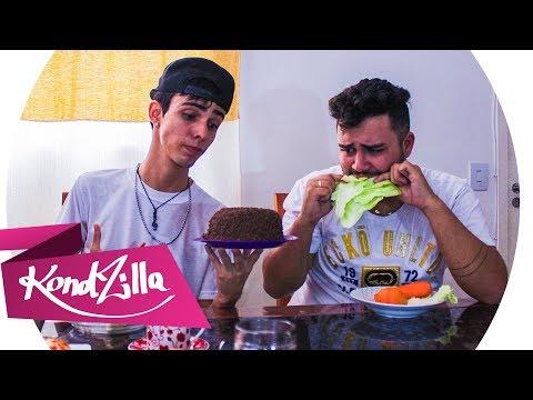PARÓDIA | MC Kekel e MC Rita - Amor de Verdade (Kondzilla)