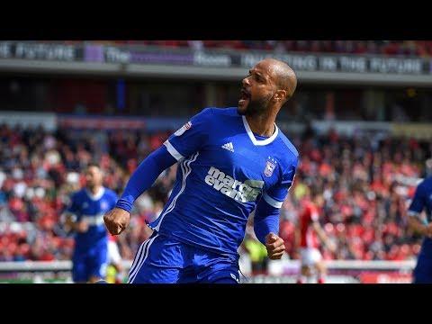 HIGHLIGHTS   Barnsley 1-2 Ipswich Town