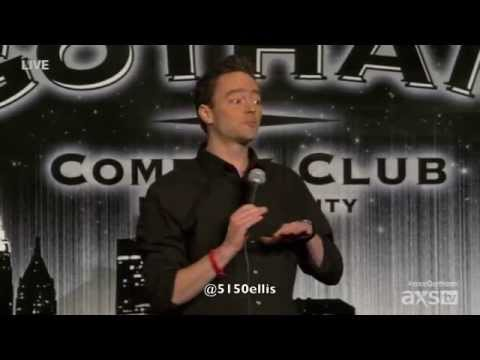 Mark Ellis On Gotham Comedy Live