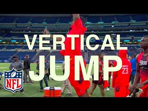 NFL 101:  Vertical Jump | NFL Combine