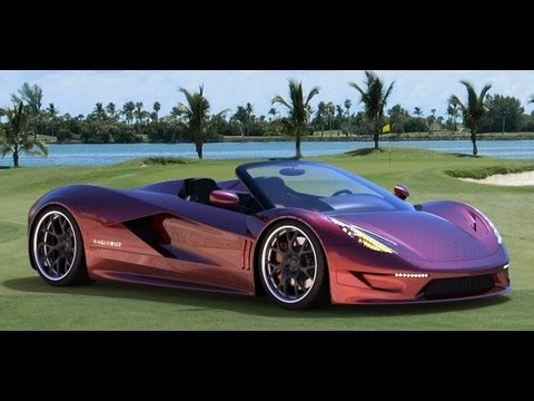 Transtar Racing Dagger Gt To Make Be Thought Of Veyron As