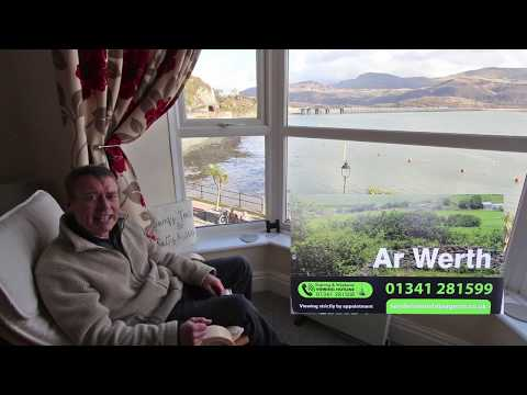 Apartment 2 Tudor House Barmouth - Harbour and mountain views