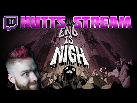 Hutts Streams THE END IS NIGH