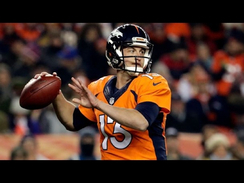 Trevor Siemian 2016 Highlights