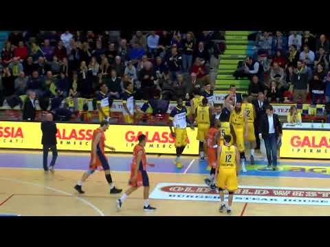 Tezenis Verona - Termoforgia Jesi 96-77