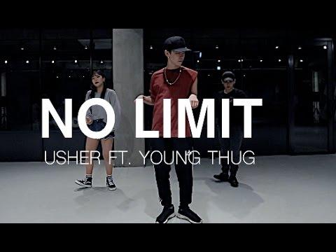 NO LIMIT - USHER(FEAT. YOUNG THUG ) / IRI KIM CHOREOGRAPHY