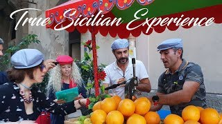 """""""True Sicilian Experience"""" - The funniest Team Building in Italy - Corporate events Italy"""