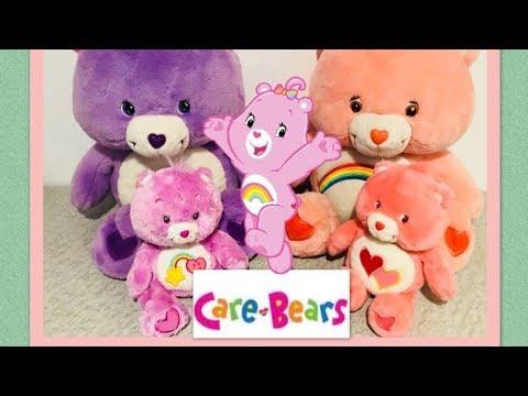 Care Bears Love a Lot and Friendship Bear