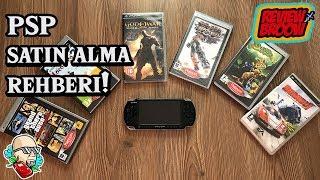 PSP SATIN ALMA REHBERİ (oyunlar-aksesuarlar-dikkat etmeniz gerekenler)