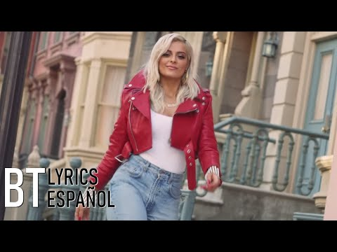 Bebe Rexha - The Way I Are (Dance With Somebody) ft. Lil Wayne (Lyrics + Español) Video Official