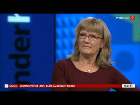 Jon Hustad VS Karin Andersen (SV) Asylstrømmen