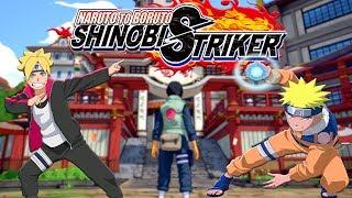 Naruto to Boruto Shinobi Striker (Demo) - Hokage Training Day 2