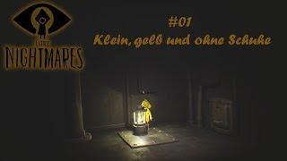 Ein kleines gelbes Wichtelmännchen // Little Nightmares #01