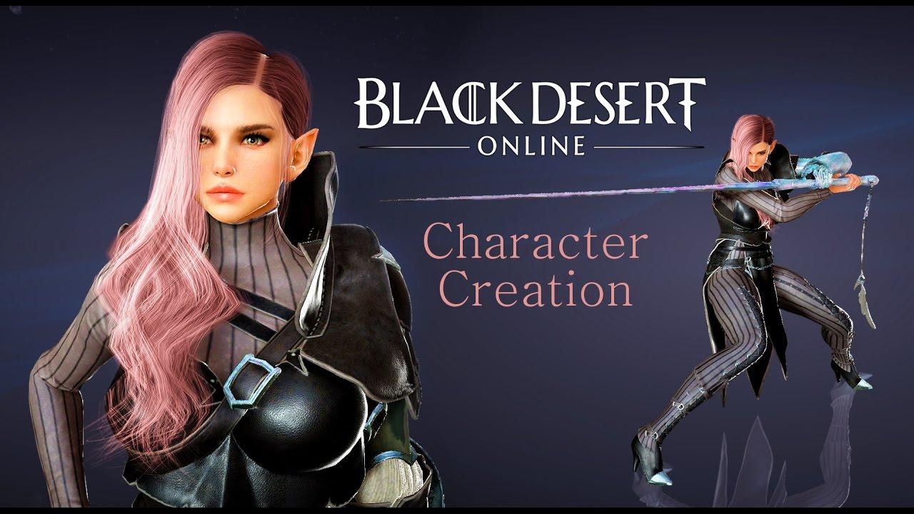 Templates for BDO characters. : blackdesertonline