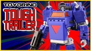 Action Toys Tough Trailer | TOYGRIND #5