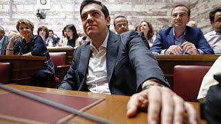 The Financial Odyssey of Greece and Alexis Tsipras