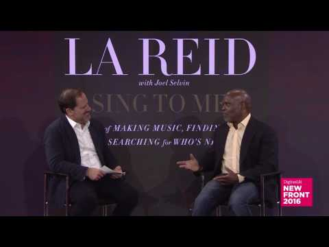 L.A. Reid of Epic Records: Sing to Me - DigitasLBi NewFront 2016
