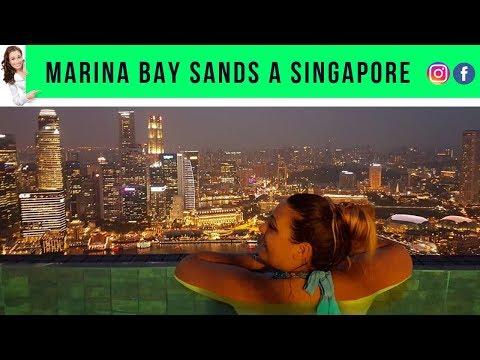 Un giorno al Marina Bay Sands, Singapore | Quanto costa? Com'è? Cosa si fa?