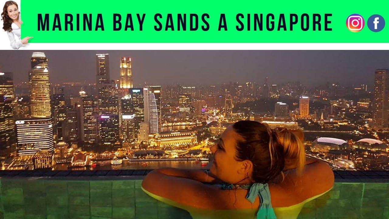 Un giorno al Marina Bay Sands, Singapore | Quanto costa? Com\'è? Cosa ...