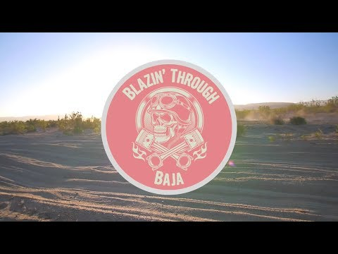 Adventure Motorcycle Documentary - Races To Places : The Baja Rally