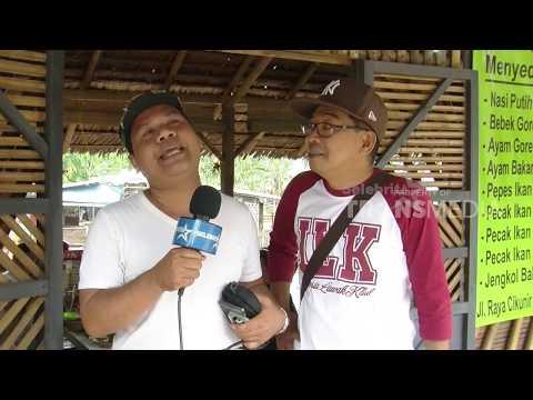 Break Syuting Jarwo Kwat Dan Udin Nganga Memancing Di Danau