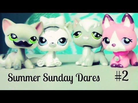 LPS: Summer Sunday Dares #2